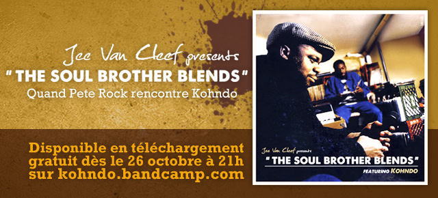 Jee Van Cleef presents: The Soul Brother Blends