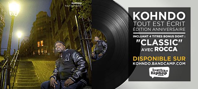 Mon premier album Réédité en Double vinyle! Commandez le vite !
